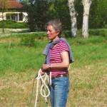 Sophie SAGOT éthologie du cheval