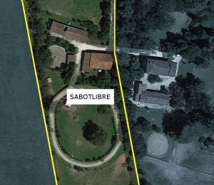 Installations du centre équestre Sabotlibre à Loubens-Lauragais