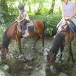 Balades à cheval pour enfants